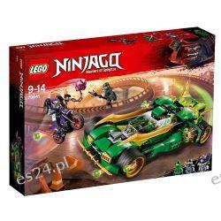 Lego 70641 Ninjago, Nocna Zjawa ninja