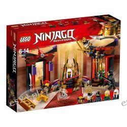 Lego 70651 Ninjago, Starcie w sali tronowej Dla Dzieci