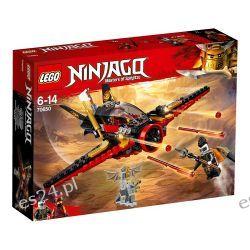 Lego 70650 Ninjago, Skrzydło przeznaczenia Dla Dzieci