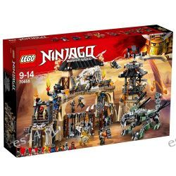 Lego 70655 Ninjago, Smocza jama Dla Dzieci