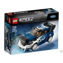 Lego 75885 Speed Champions Ford Fiesta M-Sport WRC Dla Dzieci