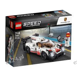 Lego 75887 Speed Champions Porsche 919 Hybrid Dla Dzieci