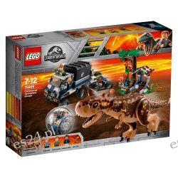 Lego 75929 Jurassic World Ucieczka przed karnotaurem Dla Dzieci