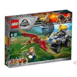 Lego 75926 Jurassic World Pościg za pteranodonem Dla Dzieci