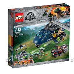 Lego 75928 Jurassic World Pościg za śmigłowcem Dla Dzieci
