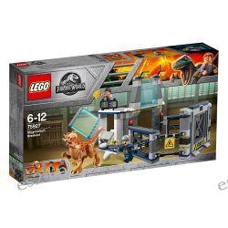 Lego 75927 Jurassic World Ucieczka z laboratorium ze stygimolochem