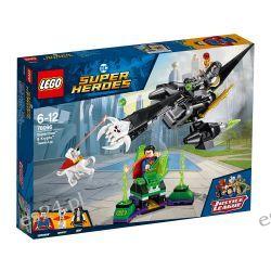 Lego 76096 DC Super Heroes Superman i Krypto łączą siły