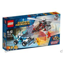 Lego 76098 DC Super Heroes Lodowy superwyścig Dla Dzieci