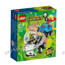 Lego 76094 DC Super Heroes Supergirl vs. Brainiac