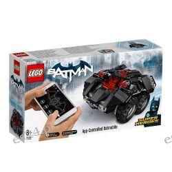 Lego 76112 DC Super Heroes Zdalnie sterowany Batmobil
