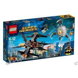 Lego 76111 DC Super Heroes Batman: pojedynek z Brother Eye Dla Dzieci
