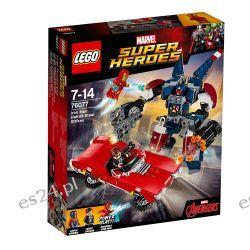 Lego 76077 Marvel Super Heroes Iron Man: Detroit Steel atakuje Dla Dzieci