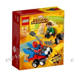 Lego 76089 Marvel Super Heroes Spider-Man vs. Sandman