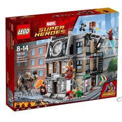 Lego 76108 Marvel Super Heroes, Starcie w Sanctum Sanctorum Dla Dzieci