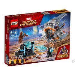 Lego 76102 Marvel Super Heroes Poszukiwanie broni Thora Dla Dzieci