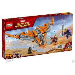 Lego 76107 Marvel Super Heroes Thanos: ostateczna walka Dla Dzieci