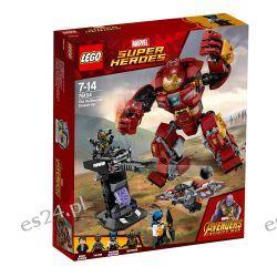 Lego 76104 Marvel Super Heroes Walka w Hulkbusterze Dla Dzieci
