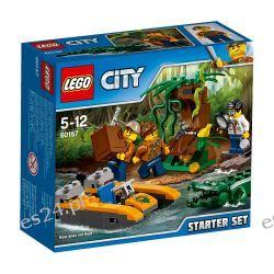 Lego 60157 City Dżungla - zestaw startowy Dla Dzieci