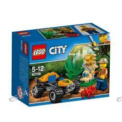 Lego 60156 City Dżunglowy łazik Dla Dzieci