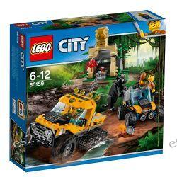 Lego 60159 City Misja półgąsienicowej terenówki Dla Dzieci