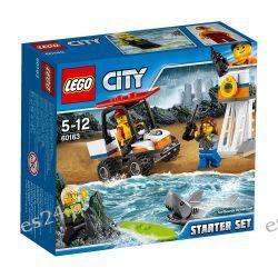 Lego 60163 City Straż przybrzeżna — zestaw startowy Dla Dzieci