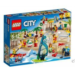 Lego 60153 City Zabawa na plaży