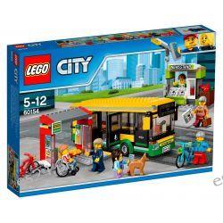 Lego 60154 City Przystanek autobusowy