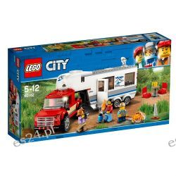 Lego 60182 City Pickup z przyczepą Dla Dzieci