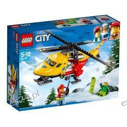 Lego 60179 City Helikopter medyczny