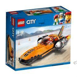 Lego 60178 City Wyścigowy samochód Elementy