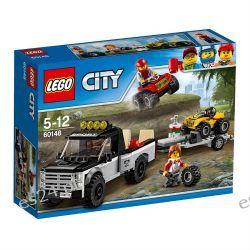 Lego 60148 City Wyścigowy zespół quadowy