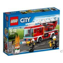 Lego 60107 City Wóz strażacki z drabiną
