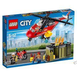 Lego 60108 City Helikopter strażacki