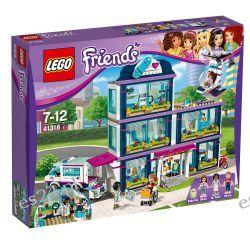 Lego 41318 Friends Szpital w Heartlake