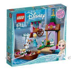 Lego 41155 Disney Princess Przygoda Elzy na targu Lego