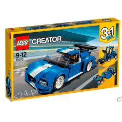 Lego 31070 Creator 3 w 1 Track Racer Turbo Lego