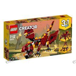 Lego 31073 Creator 3 w 1 Mityczne stworzenia Lego