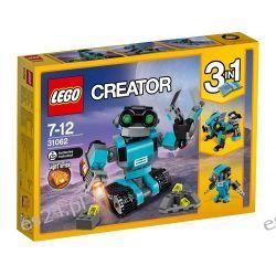 Lego 31062 Creator 3 w 1 Robot-odkrywca Lego