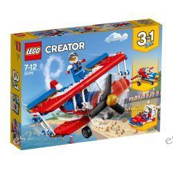 Lego 31076 Creator 3 w 1 Samolot kaskaderski Lego