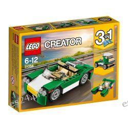 Lego 31056 Creator 3 w 1 Zielony krążownik Lego