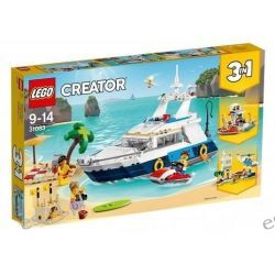 Lego 31083 Creator 3 w 1 Przygody w podróży Lego