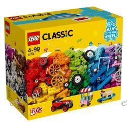 Lego 10715 Classic Klocki na kółkach
