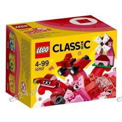 Lego 10707 Classic Czerwony zestaw kreatywny