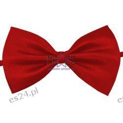 Muszka męska / dziecięca MS - czerwona Odzież, Obuwie, Dodatki