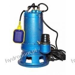 Pompa WQ 10-10 0,75kW/230 z rozdrabniaczem i pływakiem 220L  Pompy i hydrofory