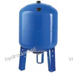 Zbiornik 80 L pionowy hydrofor z wymiennym workiem gumowym Pompy i hydrofory
