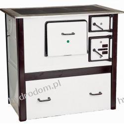 Kuchnia węglowa TK2 610 zabudowana z szufladą i z wężownicą GRUDZIĄDZ Kominki i akcesoria