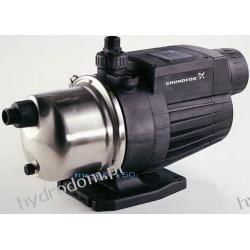 Hydrofor MQ 3-45 230V elektroniczny bezzbiornikowy 75L/min 4bary Pompy i hydrofory