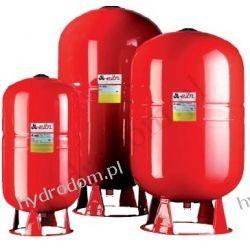 Naczynie ERCE 80 L przeponowe do instalacji CO pionowe stojące (ELBI) Pompy i hydrofory