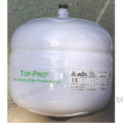 Naczynie D 8 L przeponowe do instalacji CWU (ELBI) Pompy i filtry